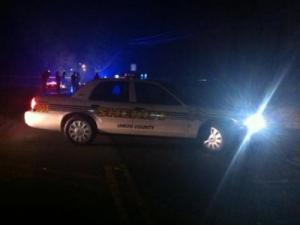 A lockdown was lifted at Wingate University near Charlotte on Dec. 4, 2013, after police say two people were killed and a third person was injured in a shooting near the campus.