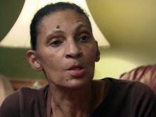 Wanda Green, mother of murder victim