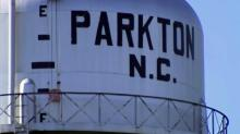 Parkton water tower