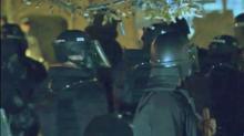 IMAGES: Arrests, tear gas end Durham vigil