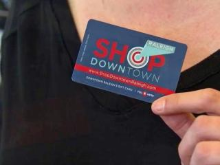 Raleigh businesses are lauding an effort to get more people to shop local this holiday season. The effort was led by Shop Local Raleigh and the Downtown Raleigh Alliance, which offered a special gift card for shoppers to use at downtown Raleigh businesses.