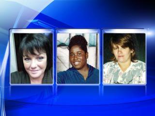 Left to right: Amy Wells Bridgeman, Jalesa Reynolds and Shonda Stansbury