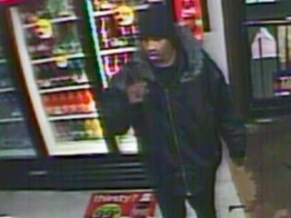 Police detectives are asking for help in identifying two suspects who went on a robbery spree on Jan. 10, 2014.