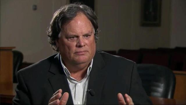 Gene Nichol, former UNC Law school dean