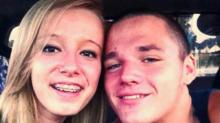 Teen couple found shot