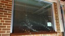 IMAGES: Police: $5,000 damage caused in protest march over Durham teen's death