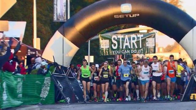 Training for a marathon isn't easy, but it can be done. Local runner Jemissa Van Hoy offers five tips to help first time runners prepare for the April race.