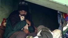 Fayetteville homeless