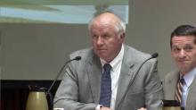 Raleigh City Councilman John Odom