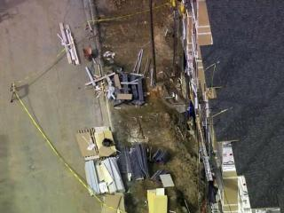 One person died Jan. 23, 2014, at a construction site in north Raleigh.