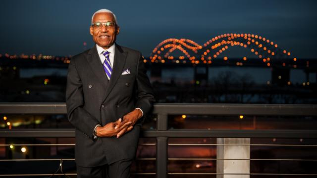 "Memphis Mayor A C Wharton: ""In so many of our neighborhoods, kids are tumbled along just like a tumbleweed in an Arizona desert. Whichever way the wind blows, that's the way they are going to go."""