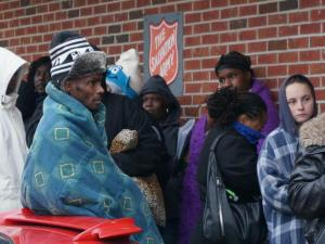 The bitterly cold weather North Carolina has seen in recent weeks has sent hundreds of Fayetteville residents scurrying in search of help with their soaring heating bills.