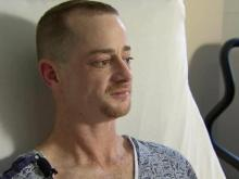 Jay Tralor, who lost both legs in a car crash in January 2014, said he plans to use prosthetics to walk again.