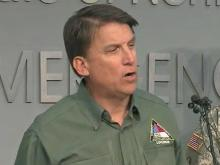 McCrory discusses state's winter weather response