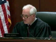 Superior Court Judge Donald Stephens