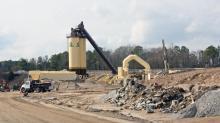 Fortify asphalt plant