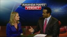 Amanda Hayes verdict