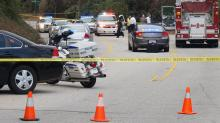 IMAGES: Relatives find body of missing Fayetteville motorcyclist