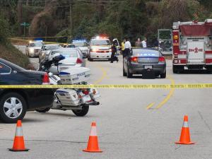 Worried relatives searching for a Fayetteville man who never came home discovered his body alongside Raeford Road two days later.
