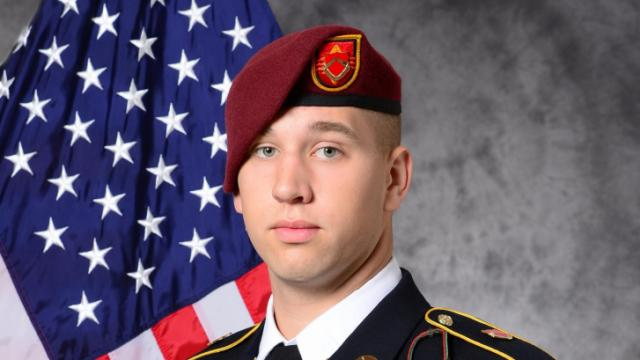 Pfc. James Groth, 22, of Ethal, WA, a cannon crew member, was killed during this incident. Groth was pronounced dead upon arrival at Womack Army Medical Center.