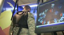 IMAGE: 'I had a flashback:' PTSD common among troops