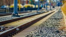 IMAGE: Pedestrian killed by train in Orange County