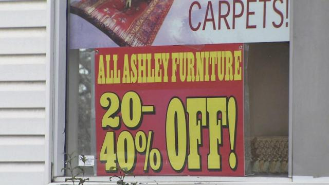 Raleigh city leaders are considering a proposal that would further restrict the use of signs on store windows, and some business owners believe the measure would make it more difficult for them to advertise their products and services.