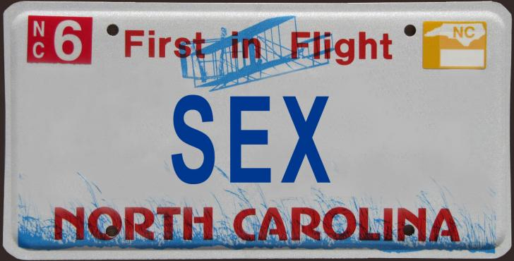 how to get a motorcycle license plate in nc