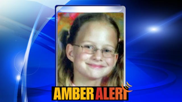 Caitlyn Marie Virts, 11, is the subject of an Amber Alert. She was last seen at her Baltimore-area home but may be in Garysburg, NC.