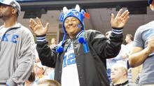 IMAGES: Fan cam: ACC Tournament a family tradition