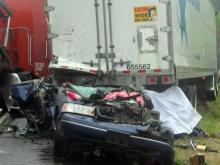 Wreck leads mom to push for increased truck safety