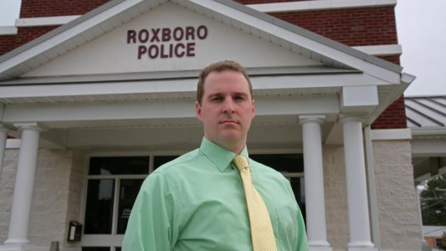 Roxboro police officer Jason Howe solved four of North Carolina' unidentified dead cases by using his fingerprint analysis skills.