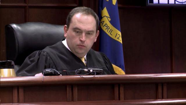 District Judge Ned Mangum