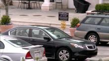 North Hills parking
