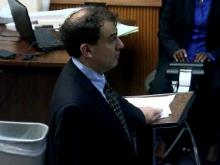 Defense attorney Jonathan Broun