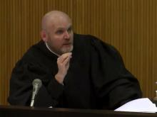 Superior Court Judge Thomas Lock