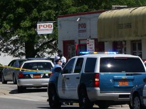 Raleigh police are investigating a shooting that sent two people to the hospital Saturday afternoon.