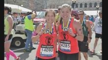 IMAGES: Durham runner says race identity was stolen at Boston Marathon
