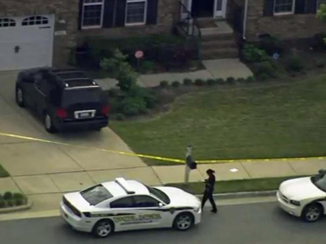 Police said a husband and wife were found shot to death at a Morrisville home on Mat 5, 2014.