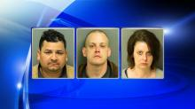 IMAGE: Raleigh police bust major theft ring