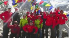 IMAGES: Triangle man witnessed Mt. Everest's deadliest day