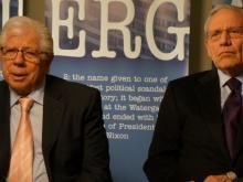 Full interview: Bob Woodward and Carl Bernstein