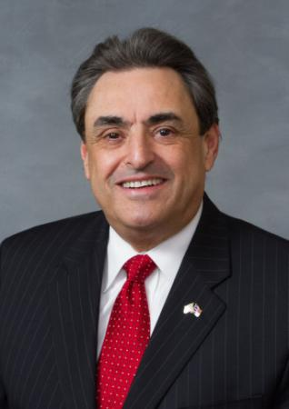 Republican Sen. Bob Rucho of Matthews