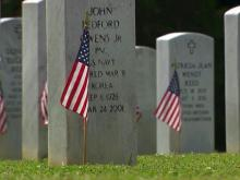 Raleigh residents honor America's heroes