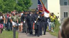 IMAGES: Sacrifices of 9/11 come home to Holly Springs