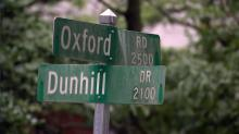 Oxford Road, Dunhill Drive, Raleigh