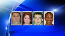 Four charged in child porn production operation
