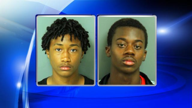 Two arrested, additional suspects sought in Raleigh carjackings