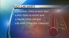 IMAGES: Hot-car demonstration in Raleigh to serve as reminder to parents