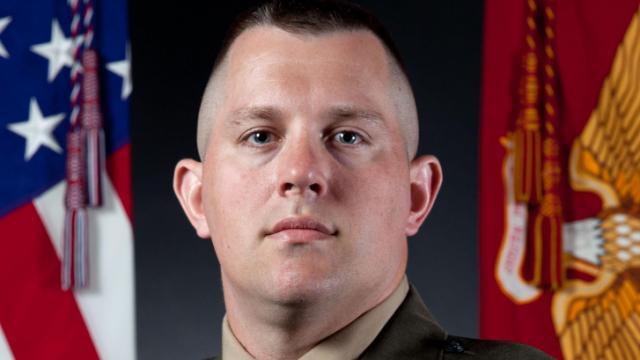U.S. Marine Lieutenant Colonel Andrew P. Reed